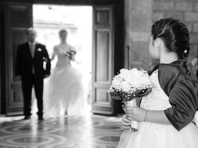 Il matrimonio di Emiliano e Jessica a Anagni, Frosinone 14