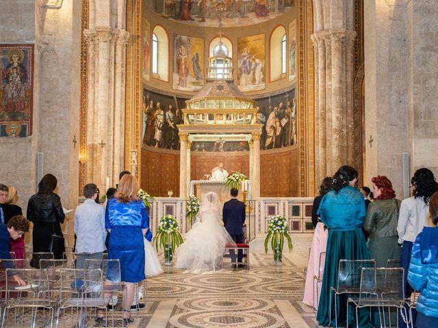 Il matrimonio di Emiliano e Jessica a Anagni, Frosinone 15