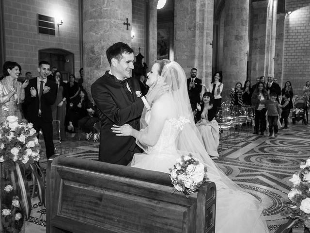 Il matrimonio di Emiliano e Jessica a Anagni, Frosinone 17