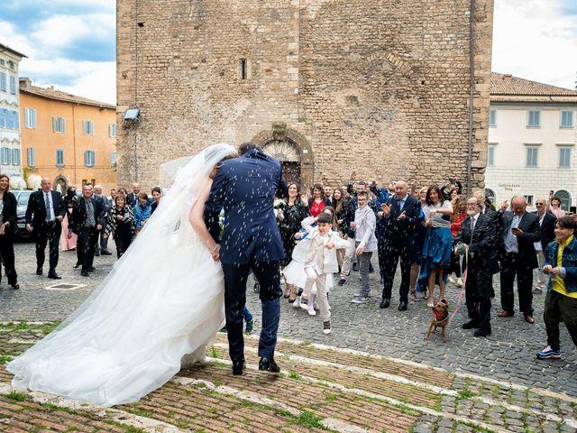 Il matrimonio di Emiliano e Jessica a Anagni, Frosinone 20