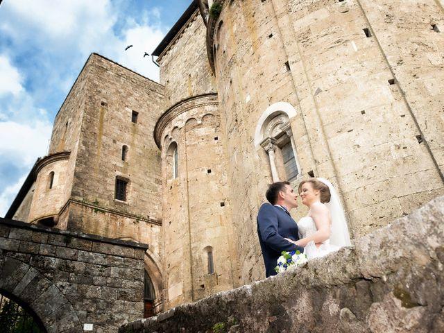 Il matrimonio di Emiliano e Jessica a Anagni, Frosinone 24