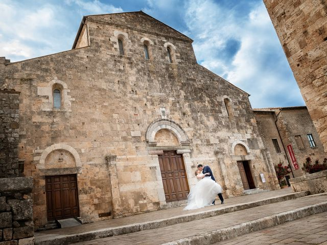 Il matrimonio di Emiliano e Jessica a Anagni, Frosinone 1
