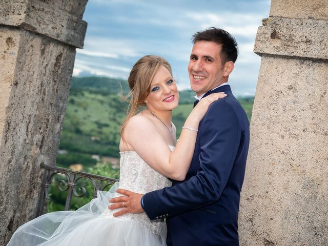 Il matrimonio di Emiliano e Jessica a Anagni, Frosinone 28