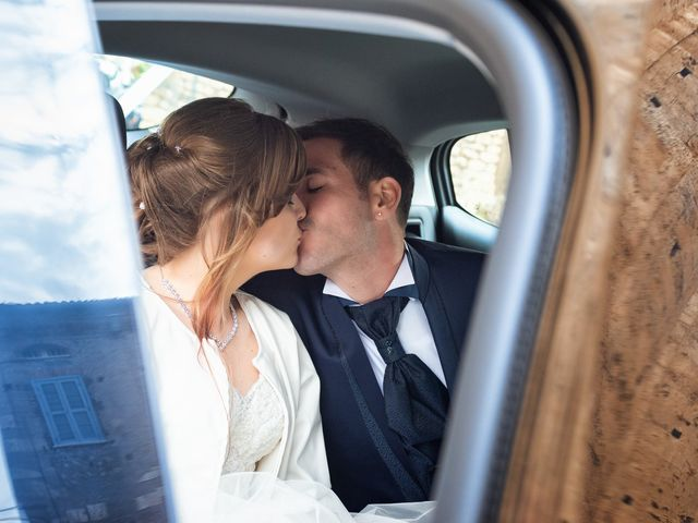 Il matrimonio di Emiliano e Jessica a Anagni, Frosinone 30