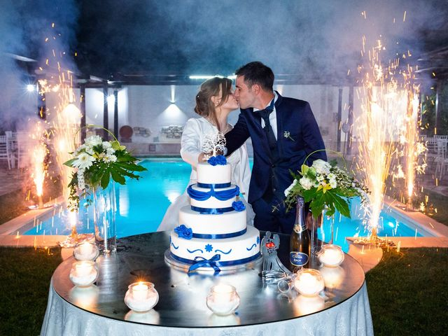 Il matrimonio di Emiliano e Jessica a Anagni, Frosinone 2