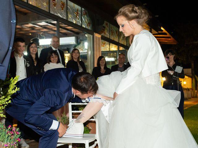 Il matrimonio di Emiliano e Jessica a Anagni, Frosinone 49