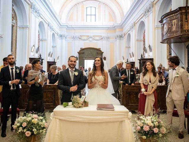 Il matrimonio di Lorenzo e Beatrice a Montecosaro, Macerata 24