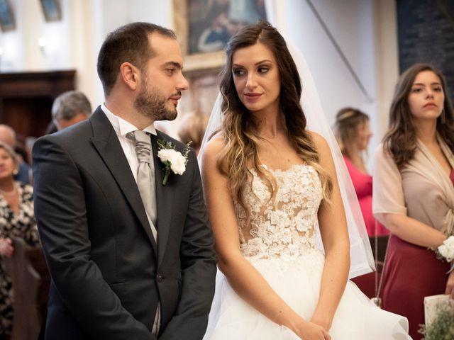 Il matrimonio di Lorenzo e Beatrice a Montecosaro, Macerata 27
