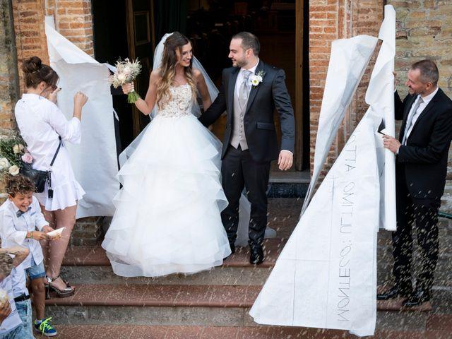 Il matrimonio di Lorenzo e Beatrice a Montecosaro, Macerata 29