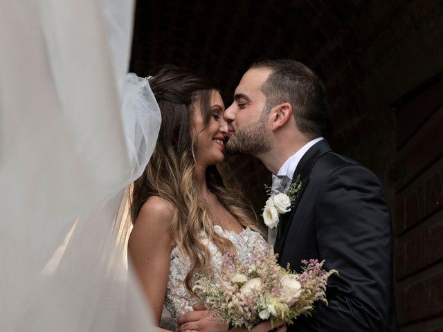 Il matrimonio di Lorenzo e Beatrice a Montecosaro, Macerata 30