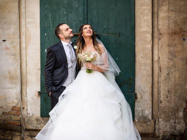 Il matrimonio di Lorenzo e Beatrice a Montecosaro, Macerata 32