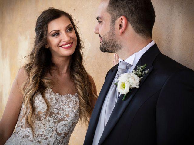 Il matrimonio di Lorenzo e Beatrice a Montecosaro, Macerata 33
