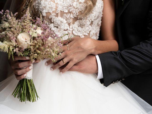 Il matrimonio di Lorenzo e Beatrice a Montecosaro, Macerata 34