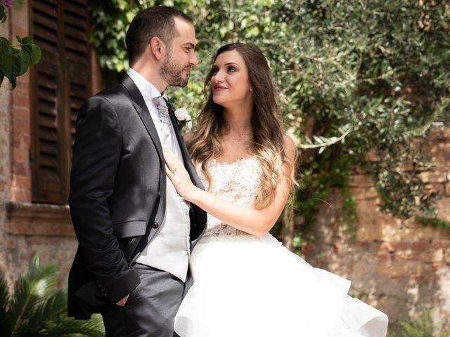 Il matrimonio di Lorenzo e Beatrice a Montecosaro, Macerata 35