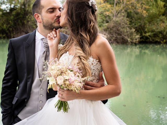 Il matrimonio di Lorenzo e Beatrice a Montecosaro, Macerata 39