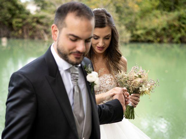 Il matrimonio di Lorenzo e Beatrice a Montecosaro, Macerata 40