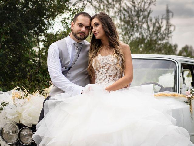 Il matrimonio di Lorenzo e Beatrice a Montecosaro, Macerata 42
