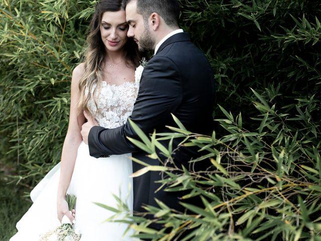 Il matrimonio di Lorenzo e Beatrice a Montecosaro, Macerata 43