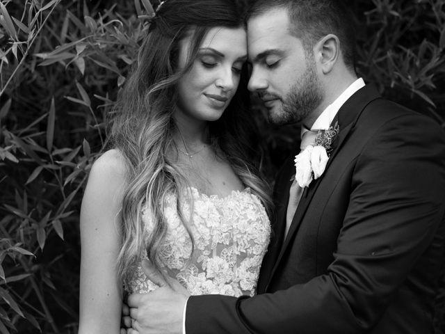 Il matrimonio di Lorenzo e Beatrice a Montecosaro, Macerata 44