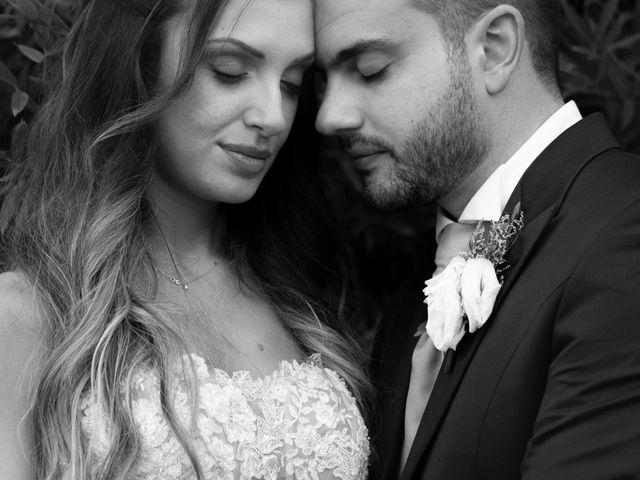Il matrimonio di Lorenzo e Beatrice a Montecosaro, Macerata 45