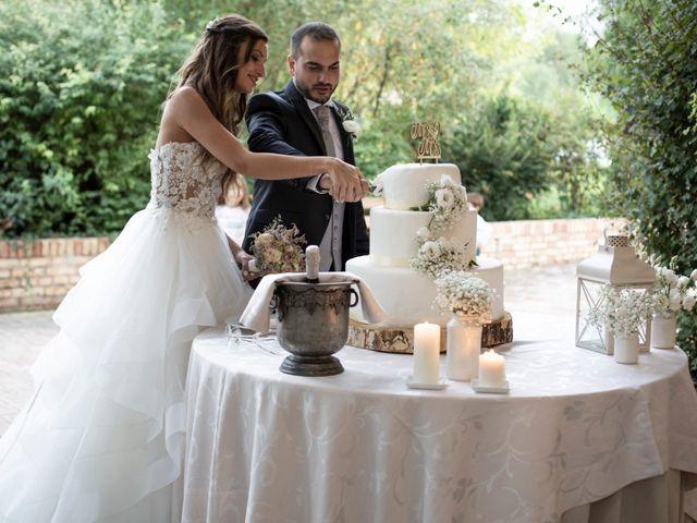 Il matrimonio di Lorenzo e Beatrice a Montecosaro, Macerata 47