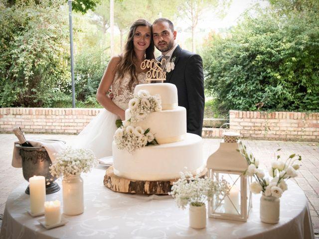 Il matrimonio di Lorenzo e Beatrice a Montecosaro, Macerata 49