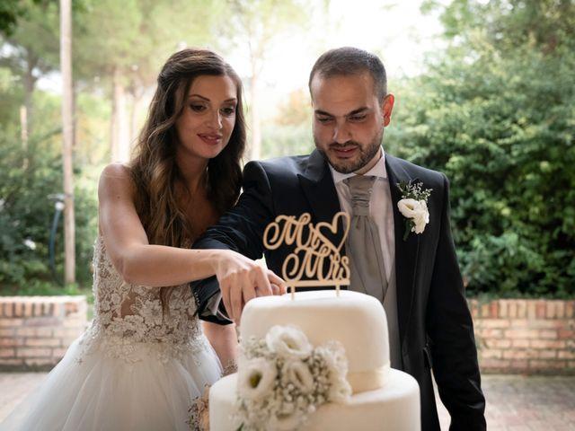 Il matrimonio di Lorenzo e Beatrice a Montecosaro, Macerata 50