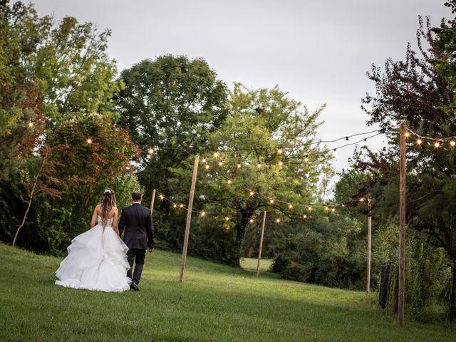Il matrimonio di Lorenzo e Beatrice a Montecosaro, Macerata 52