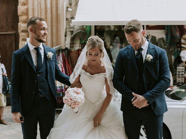 Il matrimonio di Oliver e Leslie a Gallipoli, Lecce 45