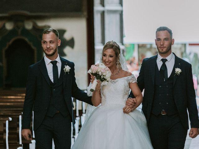 Il matrimonio di Oliver e Leslie a Gallipoli, Lecce 46