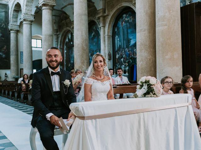 Il matrimonio di Oliver e Leslie a Gallipoli, Lecce 49