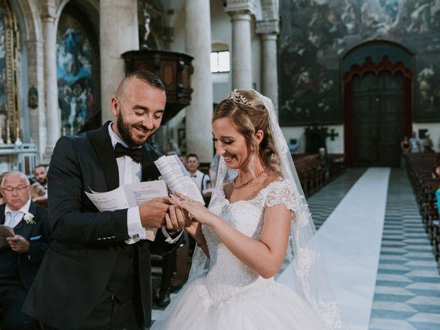 Il matrimonio di Oliver e Leslie a Gallipoli, Lecce 1