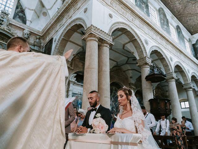 Il matrimonio di Oliver e Leslie a Gallipoli, Lecce 54