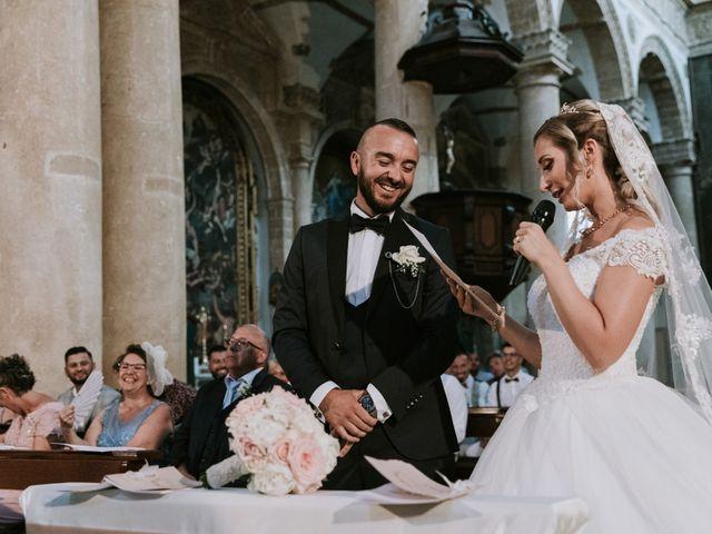 Il matrimonio di Oliver e Leslie a Gallipoli, Lecce 57