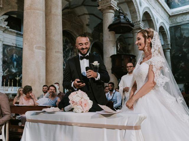 Il matrimonio di Oliver e Leslie a Gallipoli, Lecce 58