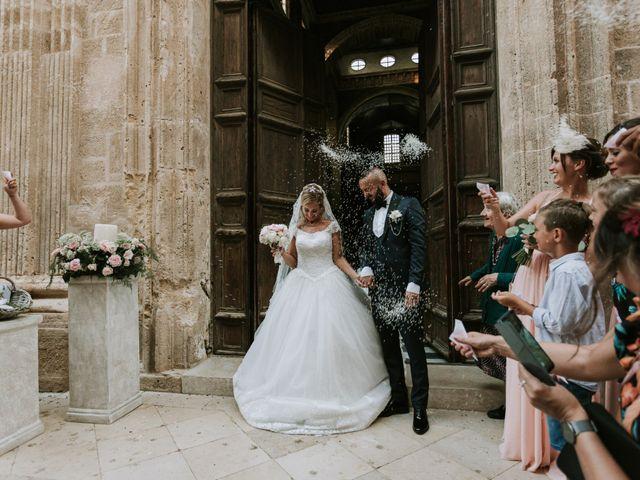 Il matrimonio di Oliver e Leslie a Gallipoli, Lecce 60