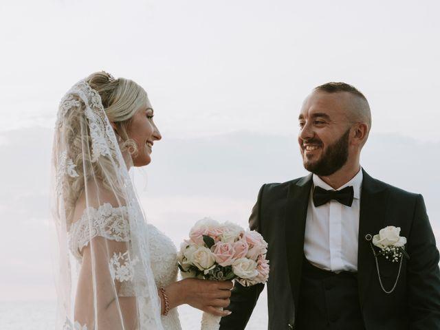 Il matrimonio di Oliver e Leslie a Gallipoli, Lecce 68