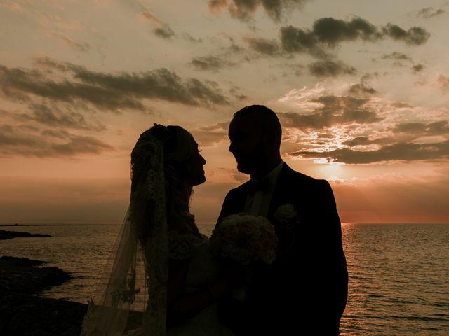 Il matrimonio di Oliver e Leslie a Gallipoli, Lecce 69
