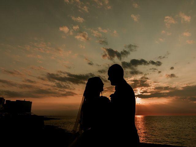 Il matrimonio di Oliver e Leslie a Gallipoli, Lecce 70