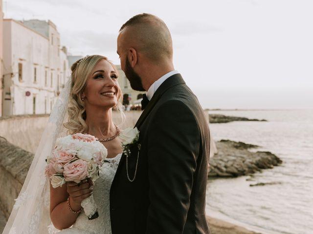 Il matrimonio di Oliver e Leslie a Gallipoli, Lecce 71