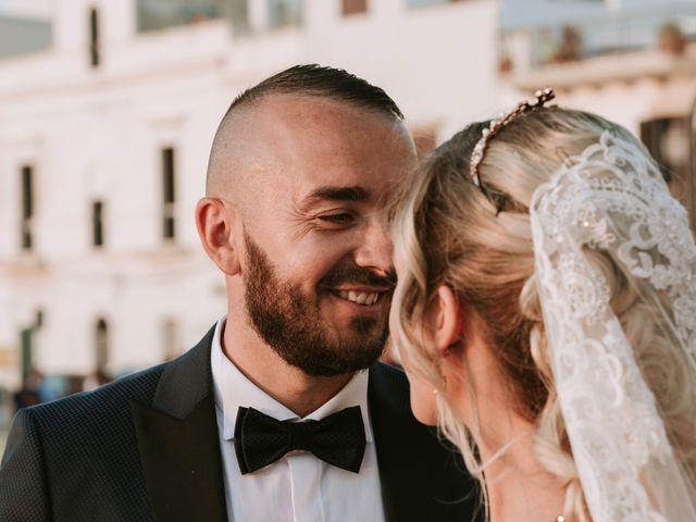 Il matrimonio di Oliver e Leslie a Gallipoli, Lecce 72