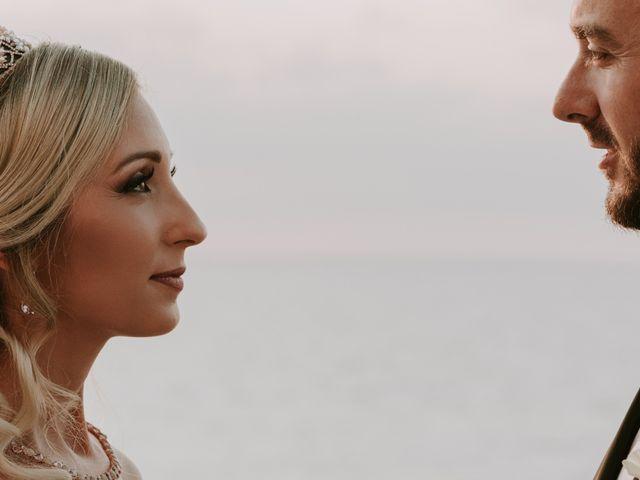 Il matrimonio di Oliver e Leslie a Gallipoli, Lecce 73
