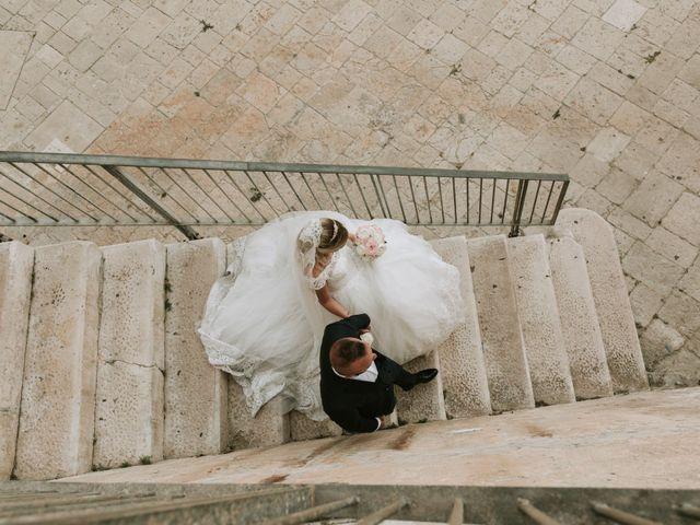 Il matrimonio di Oliver e Leslie a Gallipoli, Lecce 74