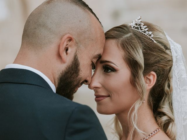 Il matrimonio di Oliver e Leslie a Gallipoli, Lecce 76
