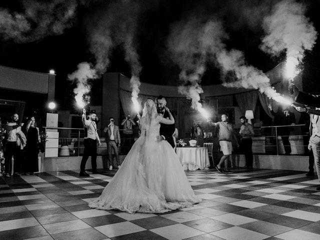 Il matrimonio di Oliver e Leslie a Gallipoli, Lecce 79