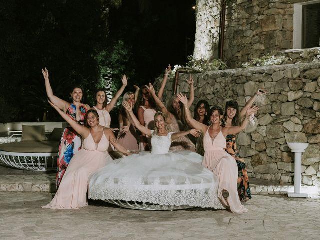 Il matrimonio di Oliver e Leslie a Gallipoli, Lecce 88