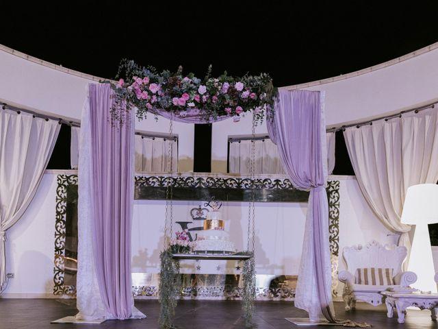 Il matrimonio di Oliver e Leslie a Gallipoli, Lecce 90