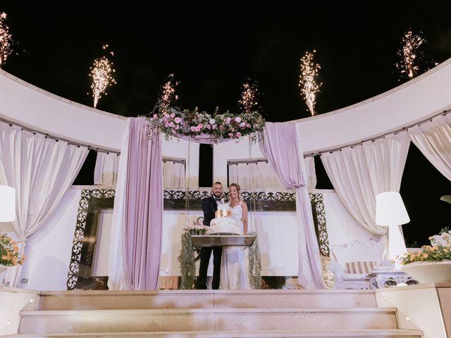 Il matrimonio di Oliver e Leslie a Gallipoli, Lecce 91