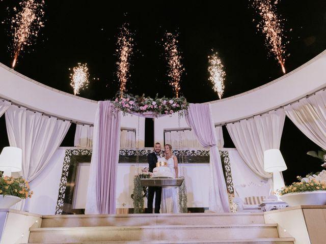 Il matrimonio di Oliver e Leslie a Gallipoli, Lecce 92
