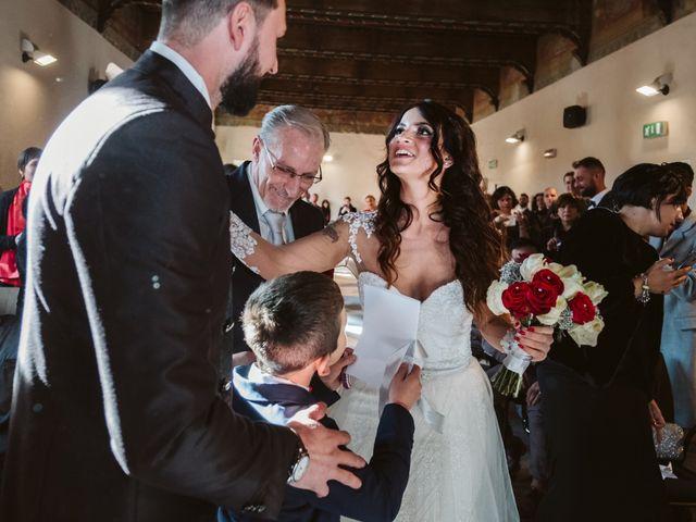 Il matrimonio di Gianluca e Roberta a Saluzzo, Cuneo 23